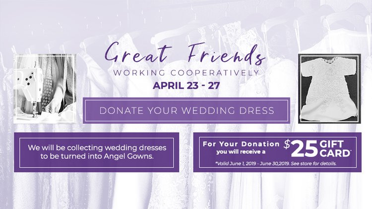 Donate Your Wedding Dress For A Cause