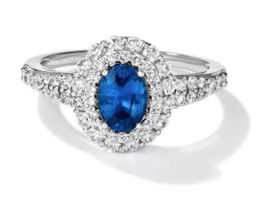 Le Vian Blueberry Sapphire Ring